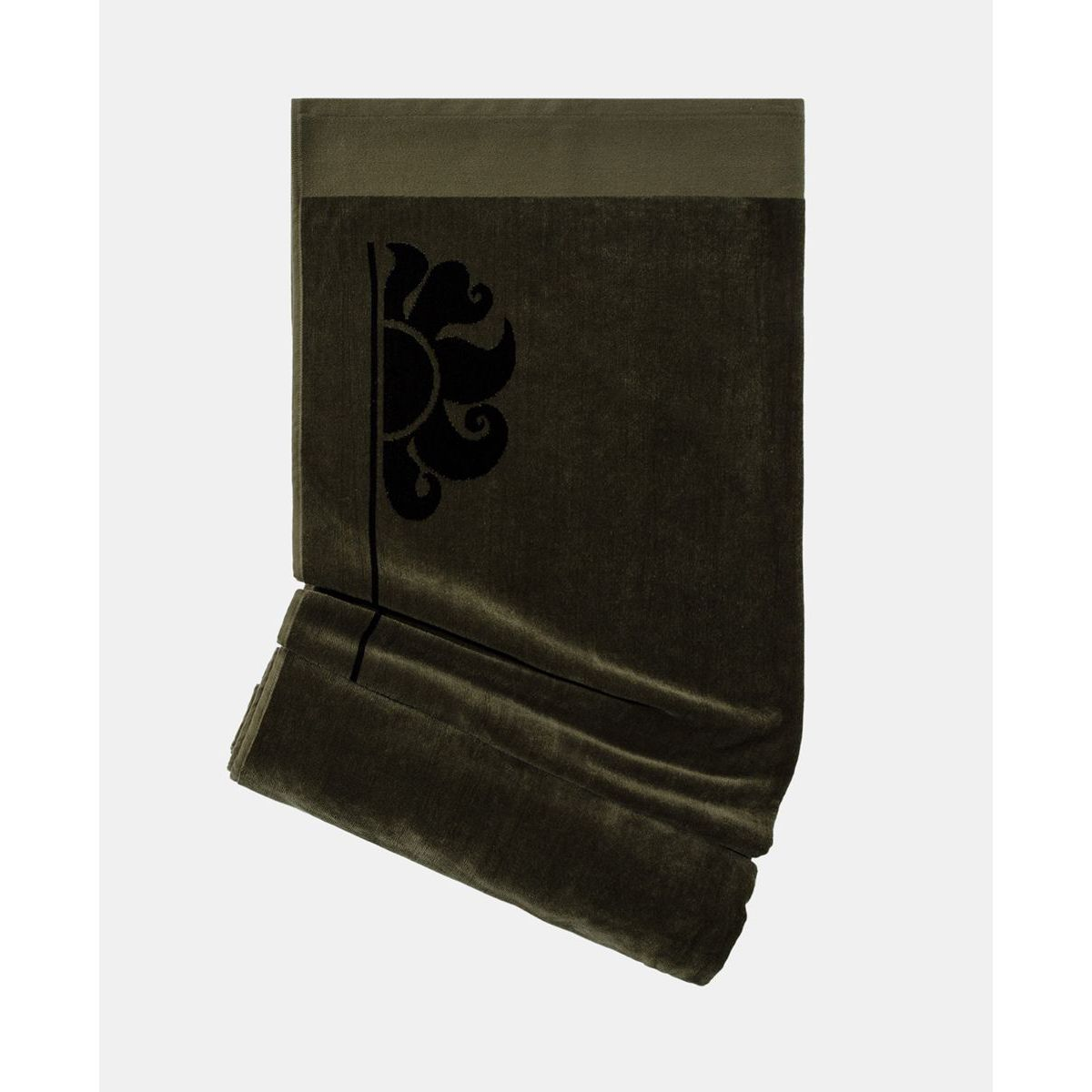 Beach Towel Dark ar.green 2 Sundek