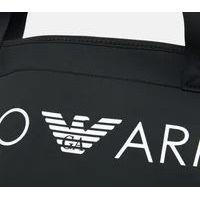 2. Neoprene beach bag Black Emporio Armani