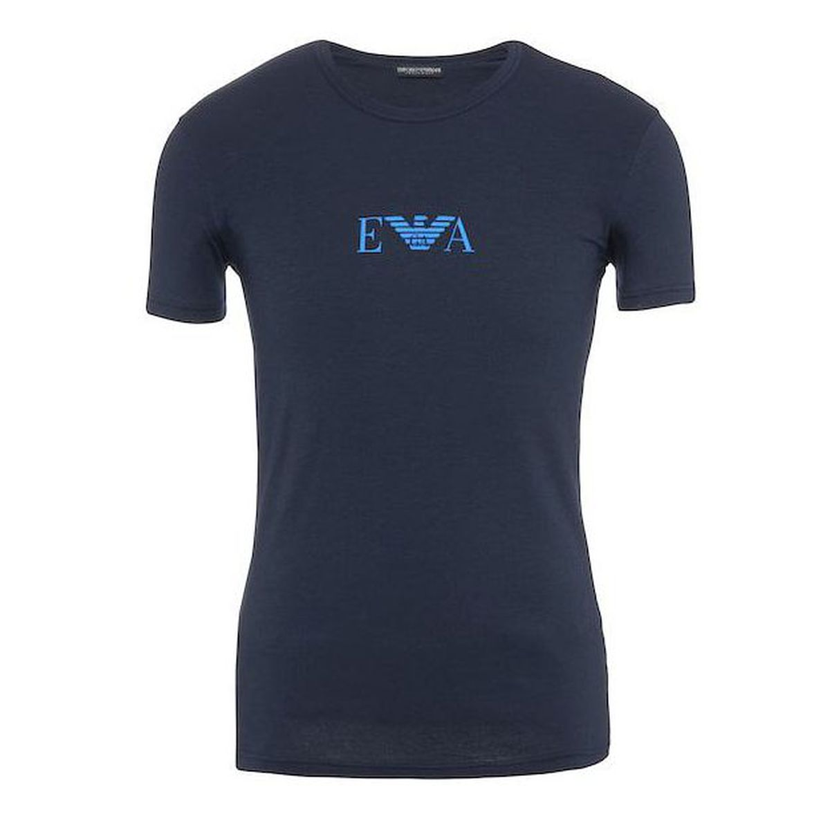1. Logo T-shirt 21 Blue Emporio Armani