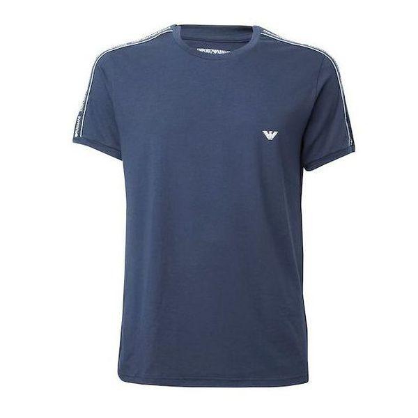 1. Logo trimmings t-shirt Blue Emporio Armani