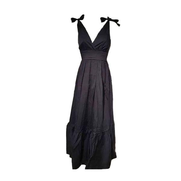1. Knot dress black Twin Set