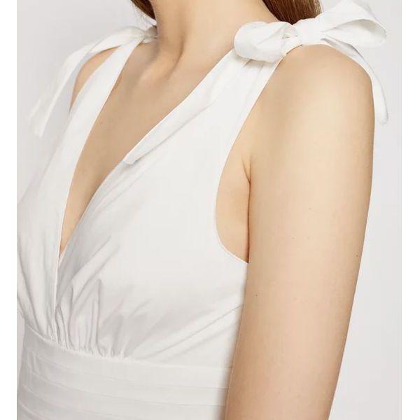 2. Knot dress ivory Twin Set