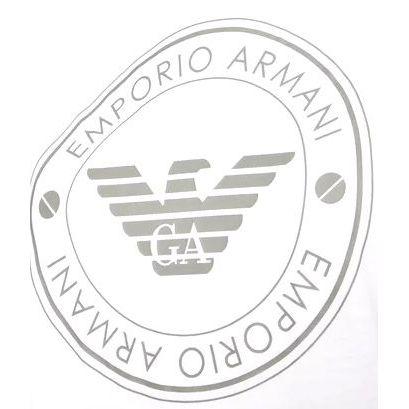 2. Ecofiber T-shirt White Emporio Armani