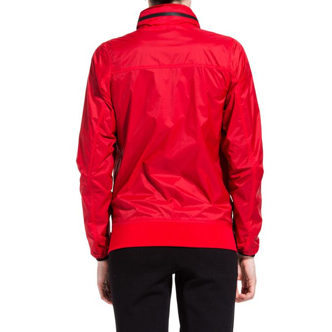 NYLON JACKET Fire Red Sundek