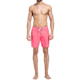 2. Fixed waist swim shorts Tropical pink Sundek