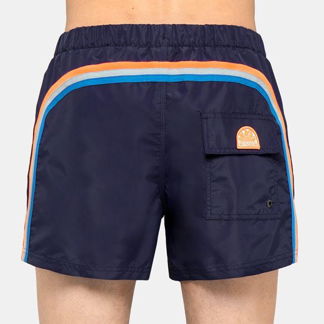 1. SHORT whith elastic Dark blue 7 Sundek