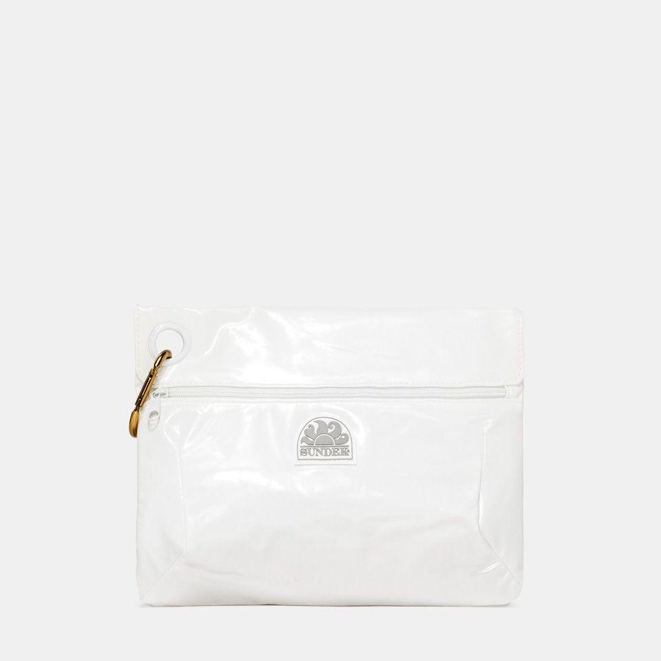 Beach bag White Sundek
