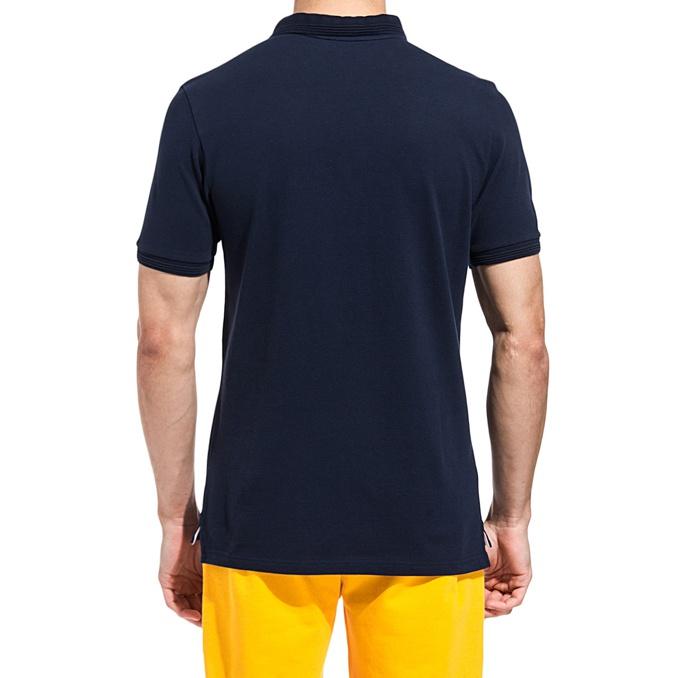 Polo stretch Blue Sundek