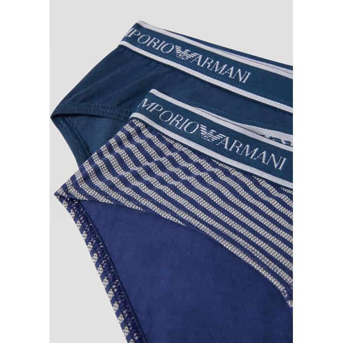 BRIEF Blue Emporio Armani