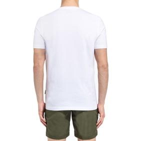 3. T-SHIRT White Sundek