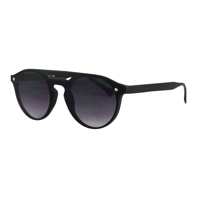 Melrose Sunglasses Black Sundek