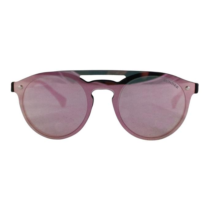 Melrose Sunglasses Pink Sundek
