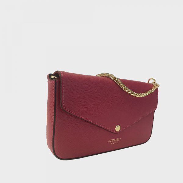 SHOULDER BAG Fucsia Avenue 67