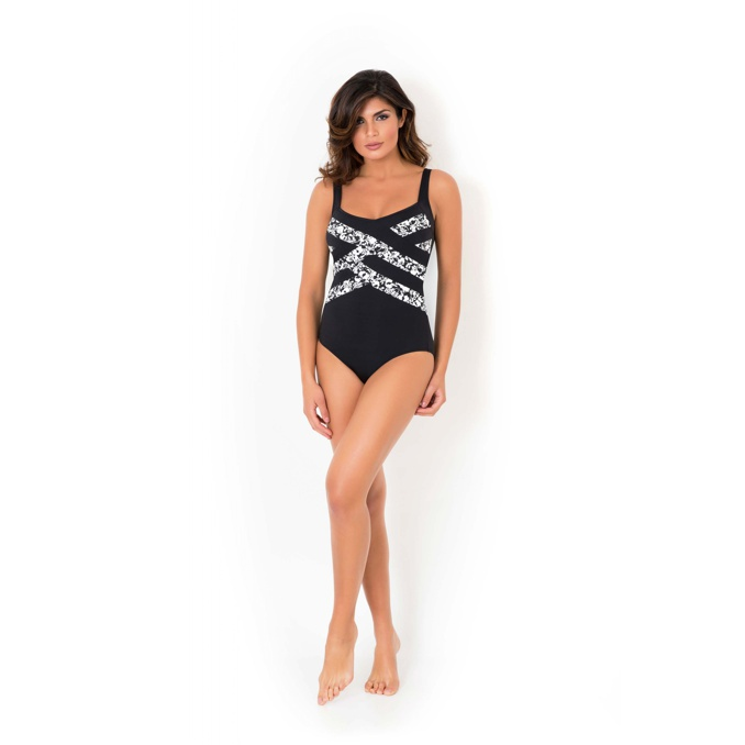SWIMSUIT Black David