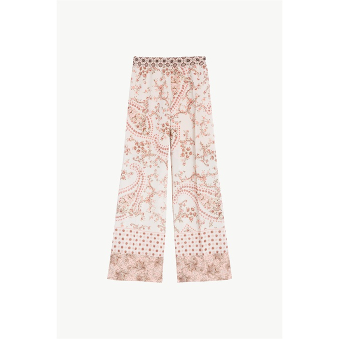 TROUSERS Pink Twin Set