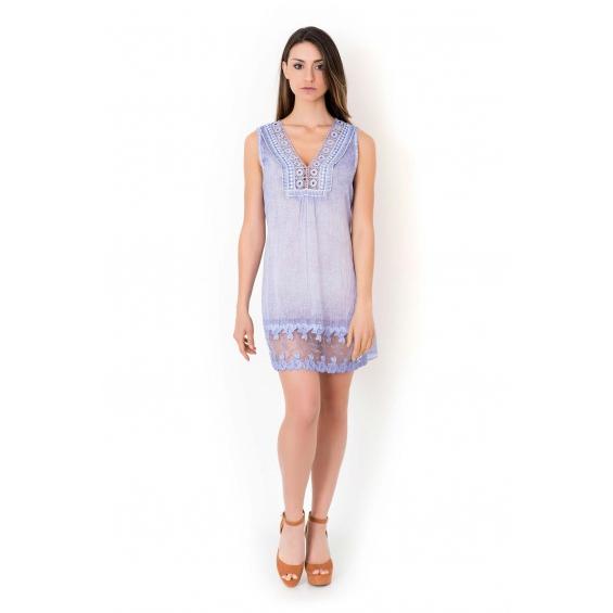 DRESS Glycine Iconique
