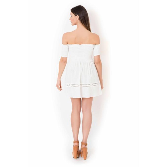 DRESS White Iconique