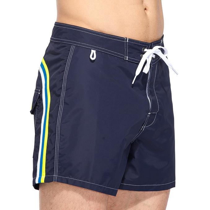 Boardshort low rise Blue 6 Sundek