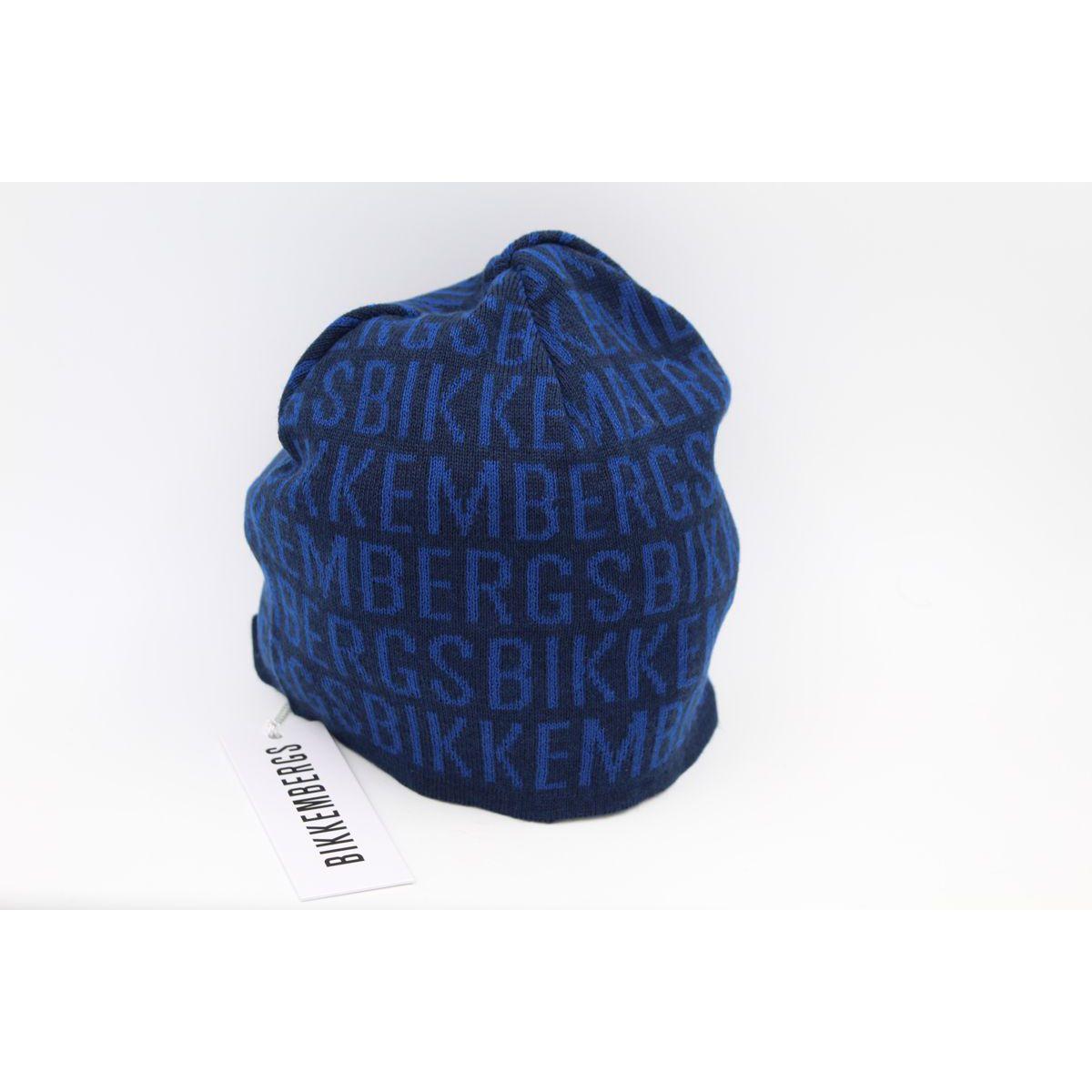 1. Logo hat Blue Bikkembergs