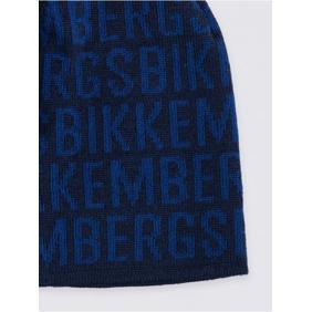 3. Logo hat Blue Bikkembergs