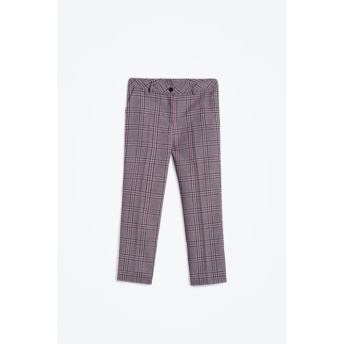 TROUSERS Grey Twin Set