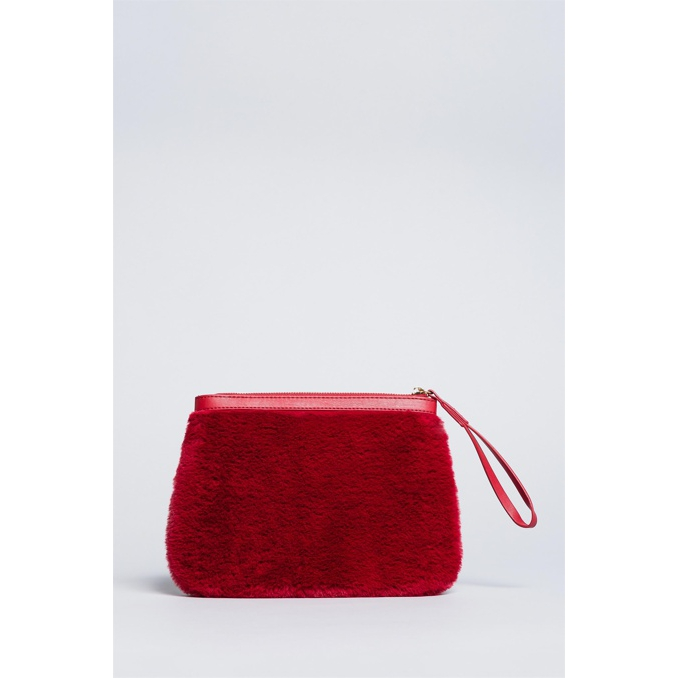 Handbag Red Twin Set