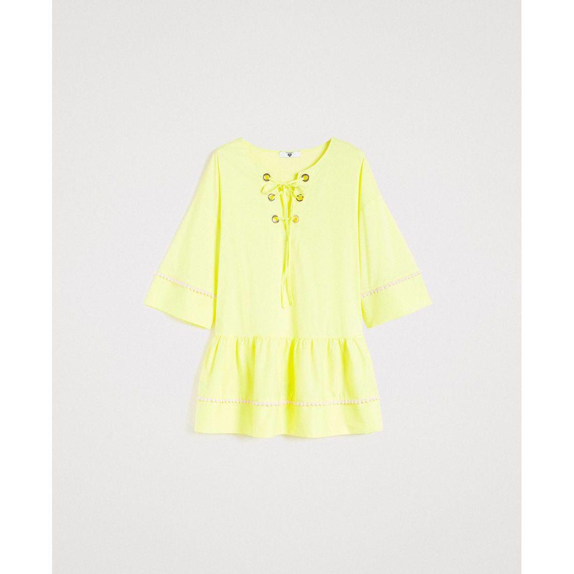 Dress Lemon juice Twin Set