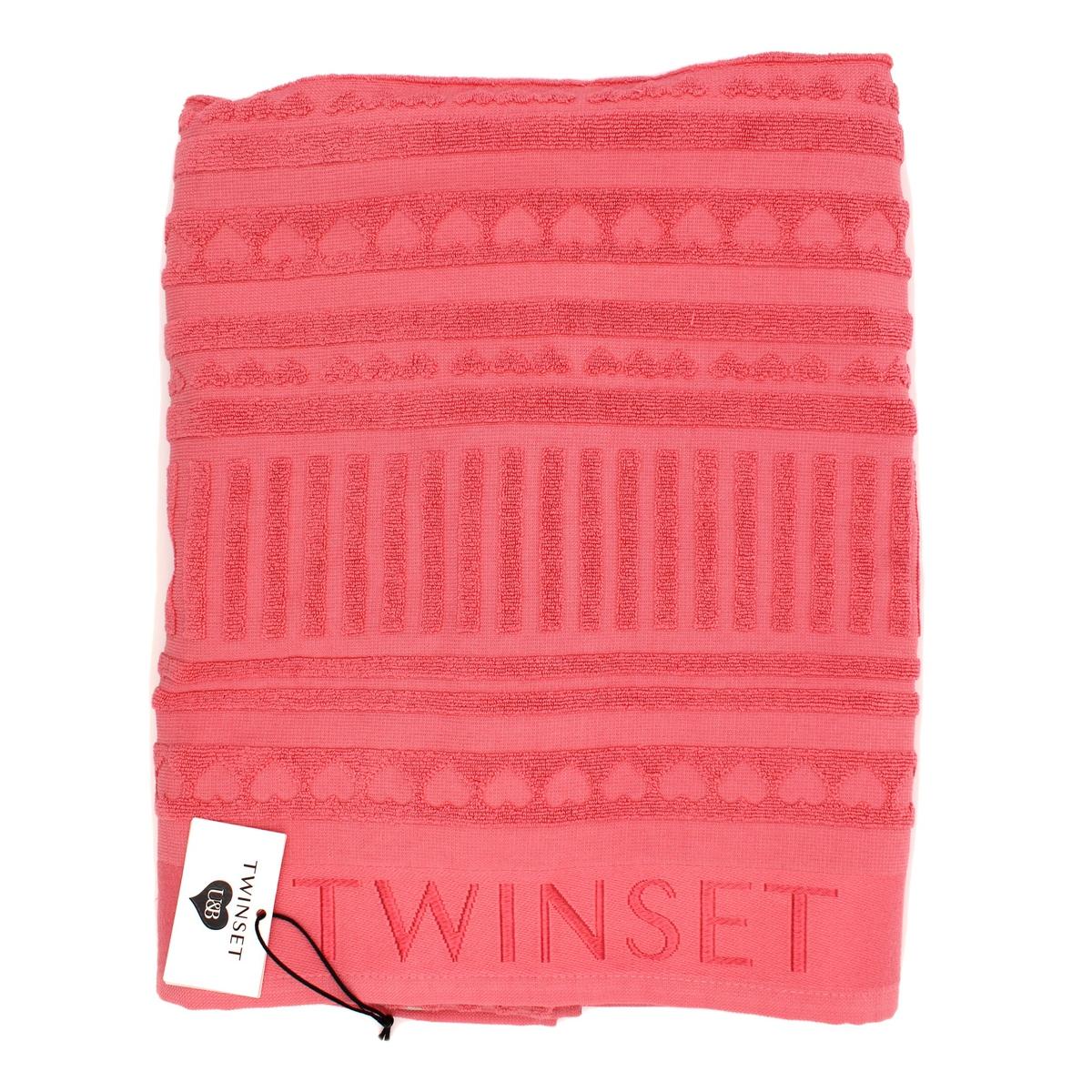 Towel Pink Twin Set
