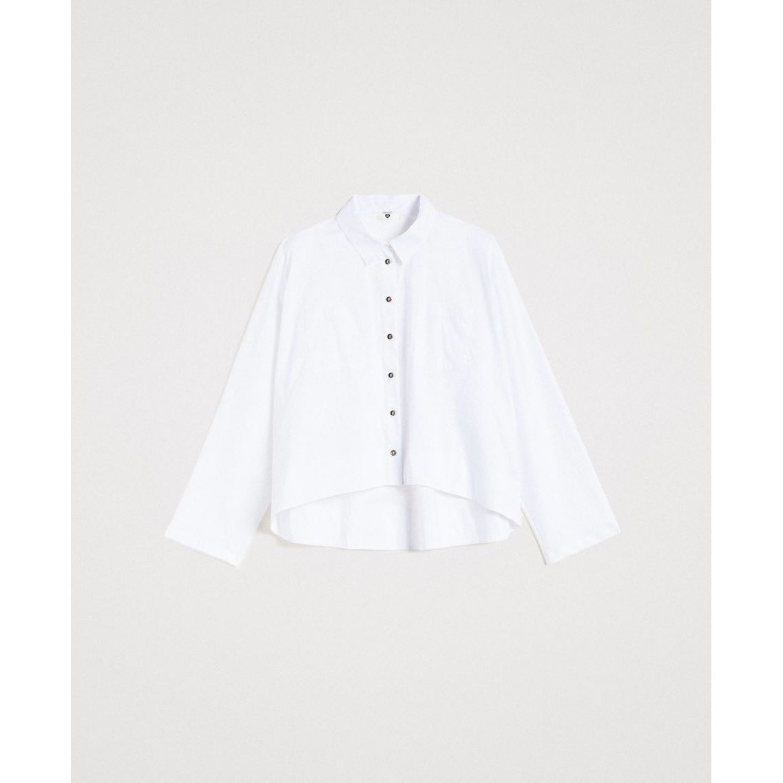 Shirt White Twin Set