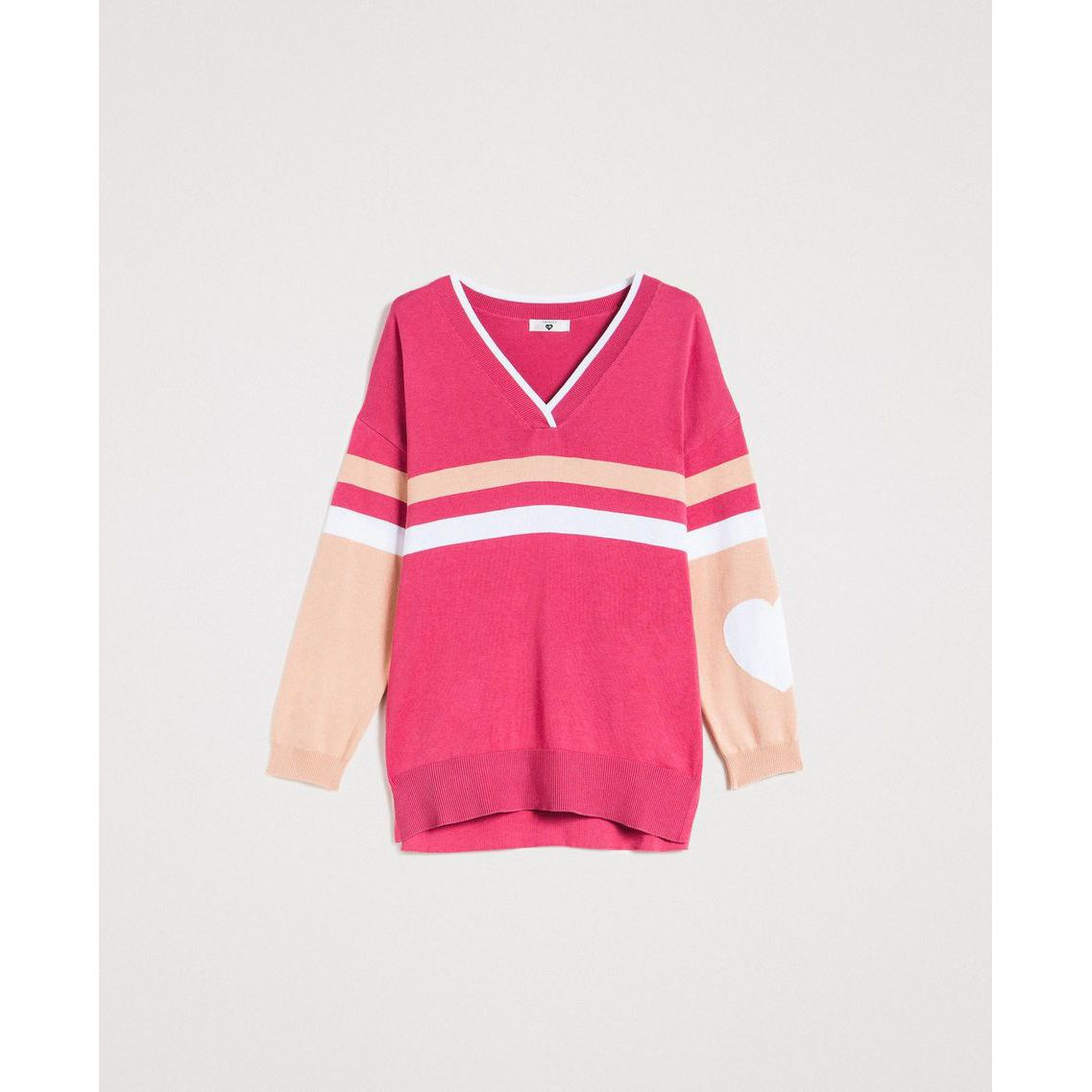 long-sleeved shirt Pink Twin Set