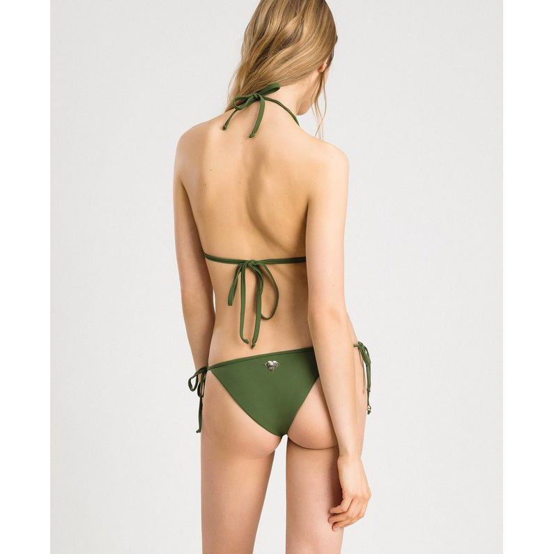 Bikini Green Twin Set