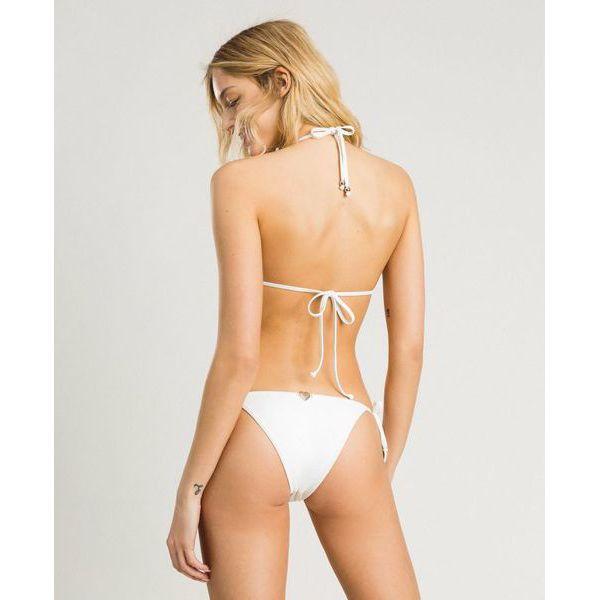 2. Bikini Ivory Twin Set