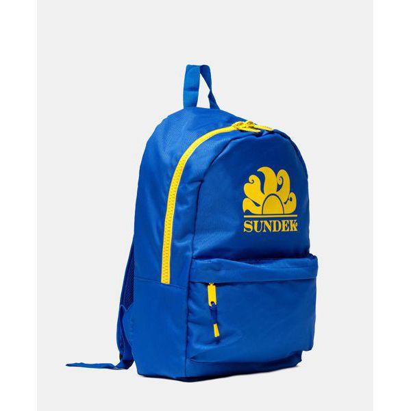 4. Backpack s. Light blue Sundek