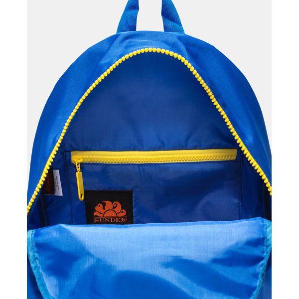 3. Backpack s. Light blue Sundek