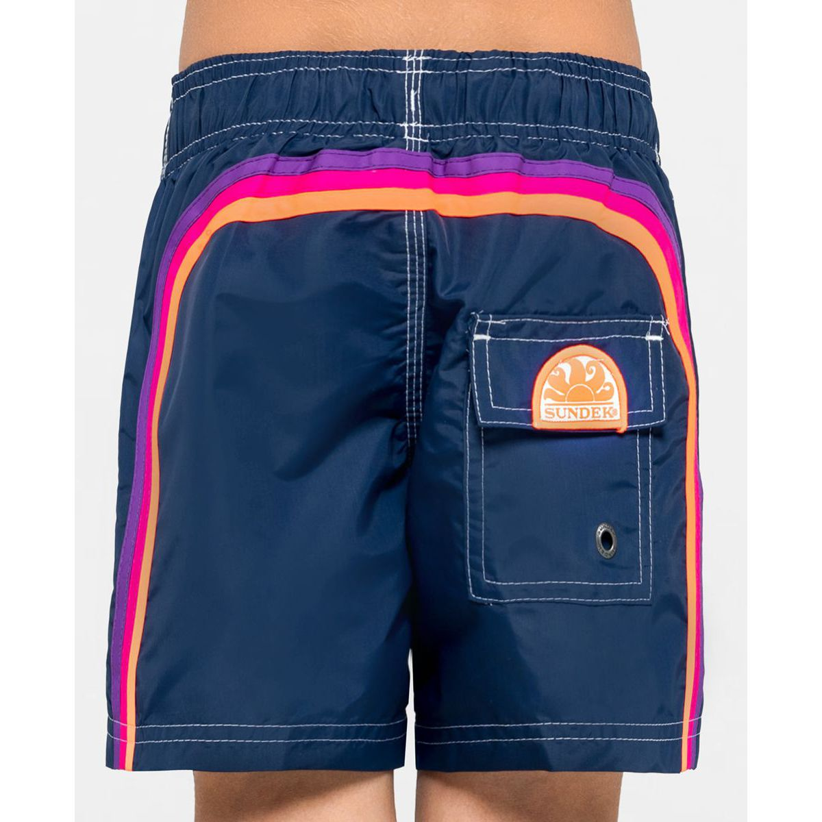 1. Beach shorts 21 Blue 26 Sundek