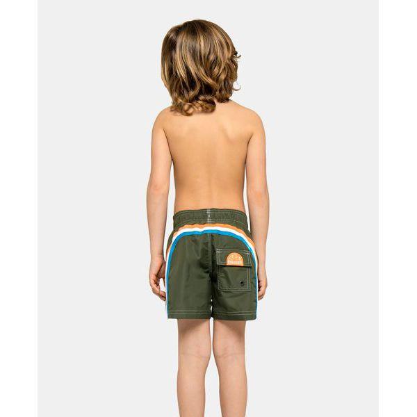 3. Beach shorts 21 Ar.green 7 Sundek