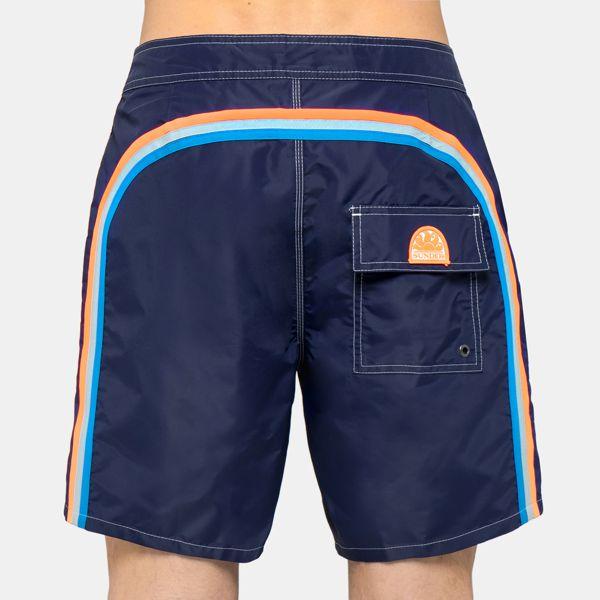 1. Short sea l Dark blue 7 Sundek