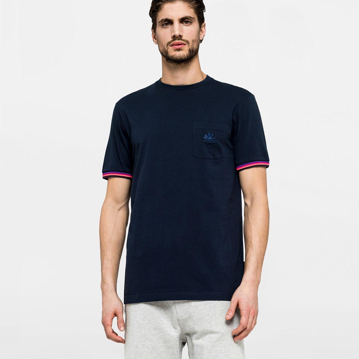 1. Finn t-shirt Navy 26 Sundek