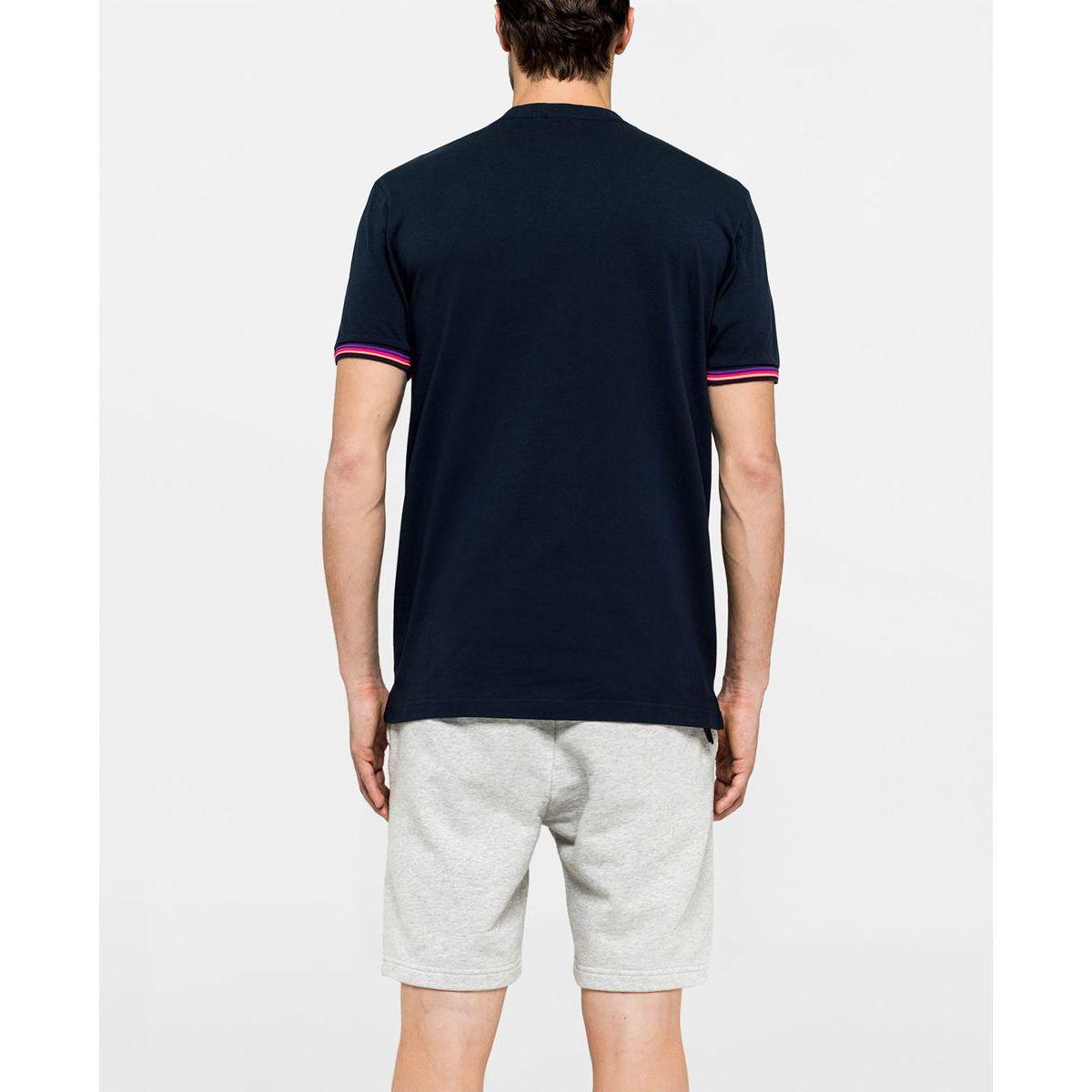Finn t-shirt Navy 26 Sundek