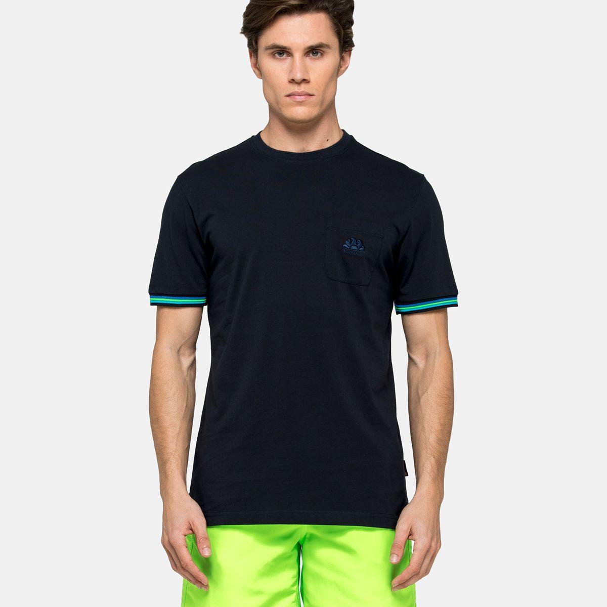 Finn t-shirt Navy 28 Sundek