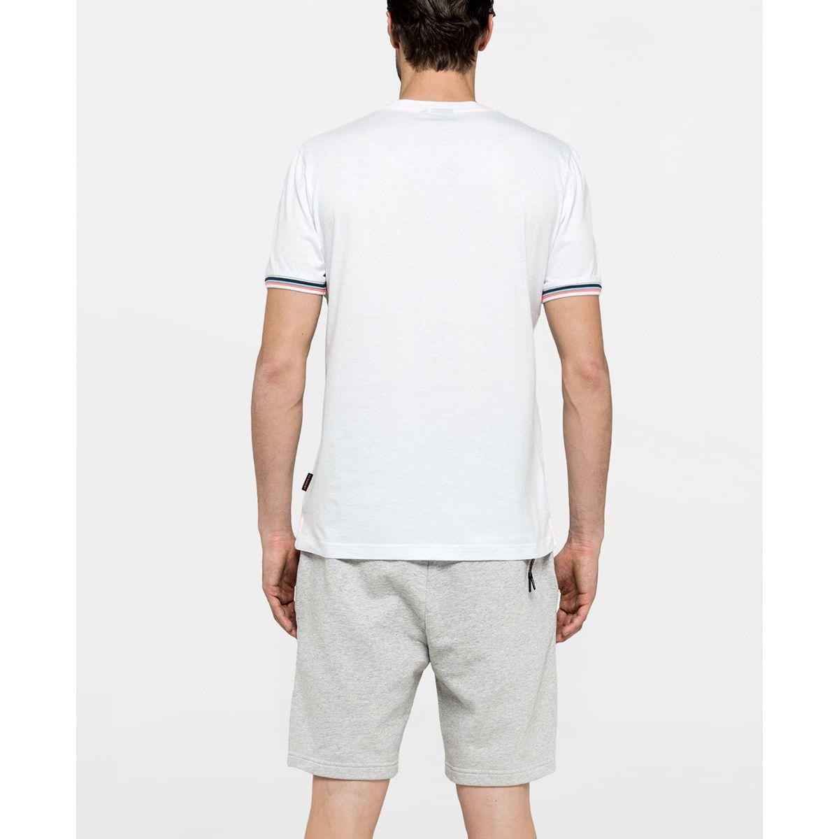Finn t-shirt White 34 Sundek