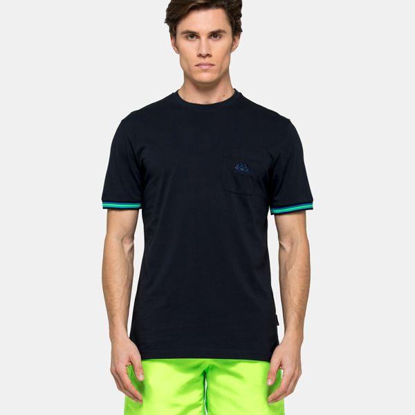 1. Finn t-shirt Navy 28 Sundek