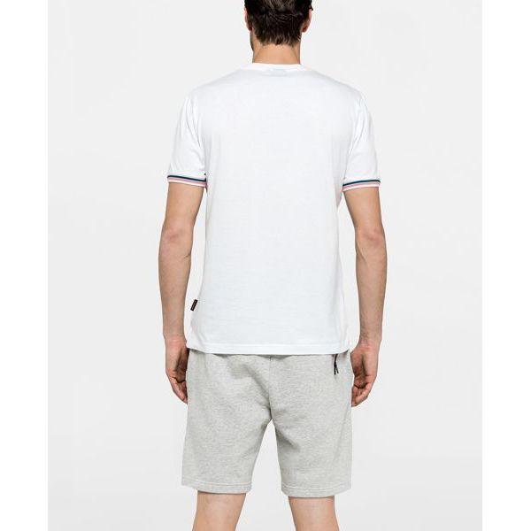 2. Finn t-shirt White 34 Sundek