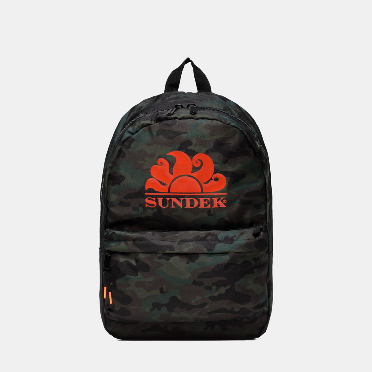 1. Camouflage back pack Deep forest 2 Sundek