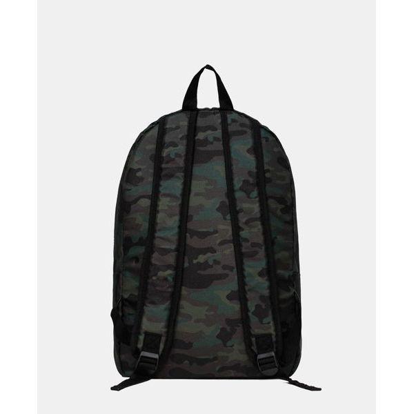 2. Camouflage back pack Deep forest 2 Sundek