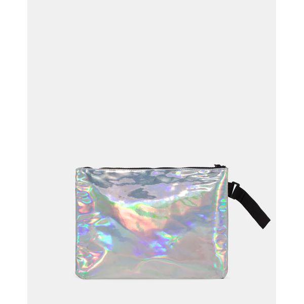 Clutch-bag White Sundek