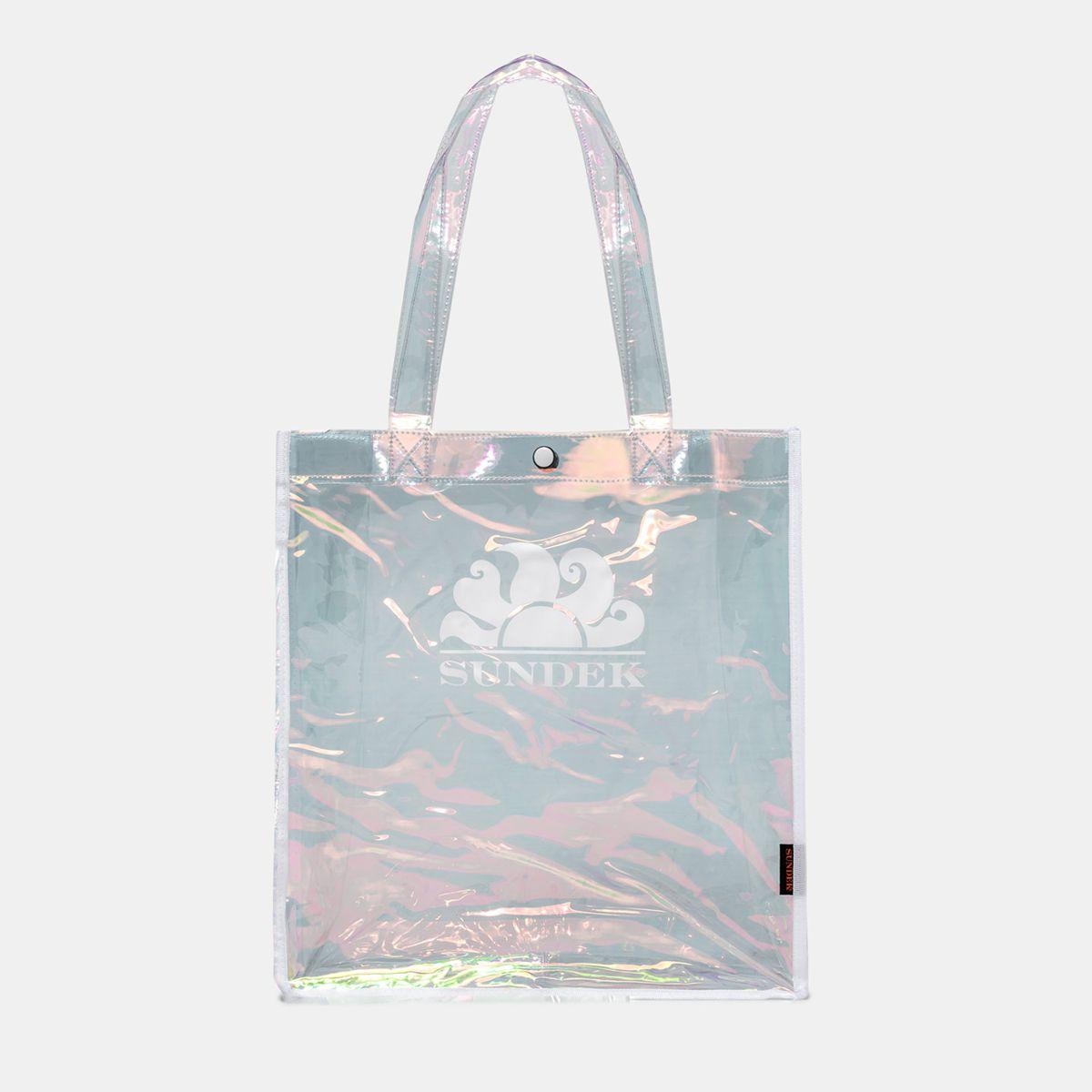 Maxi bag Trasparent Sundek