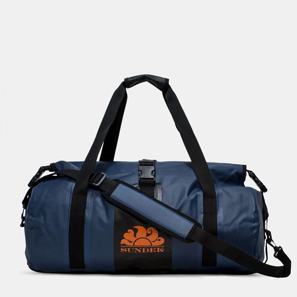 Maxi bag Navy Sundek