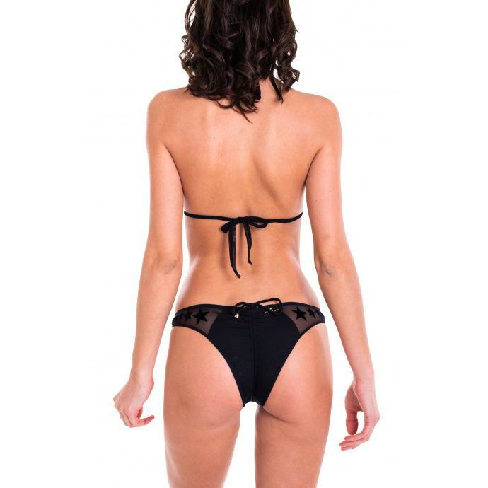 Bikini Black Pin Up