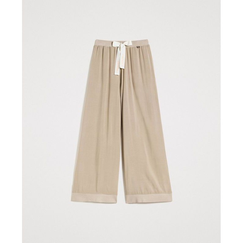 Trouser Beige Twin Set
